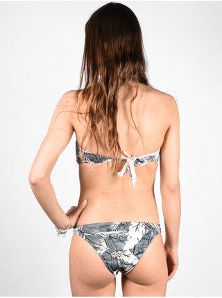 Roxy STRAPPY LOVE MARSHMALLOW READY MADE dvoudílné plavky - černá