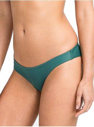 RVCA SOLID CHEEKY MALLARD GREEN dvoudílné plavky - zelená