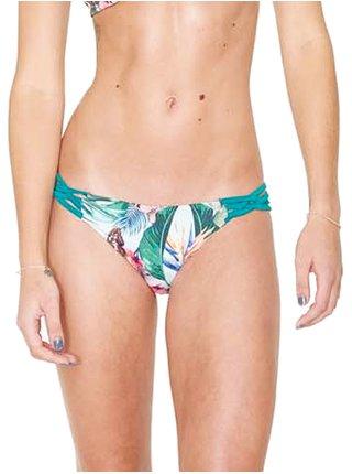 Femi Stories INEZ MJG dvoudílné plavky - zelená