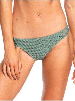 Roxy GARDEN SUMMER REG BO DUCK GREEN dvoudílné plavky - zelená