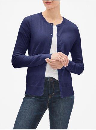 Modrý dámsky sveter GAP