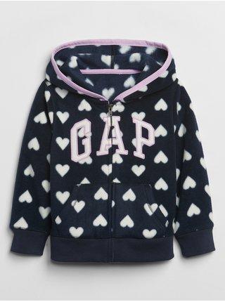 Modrá holčičí mikina GAP Logo