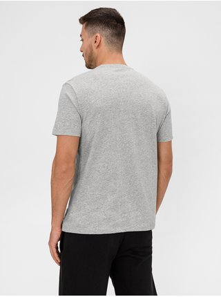 Šedé pánske tričko GAP Logo
