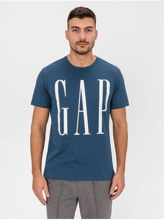 Modré pánske tričko GAP Logo