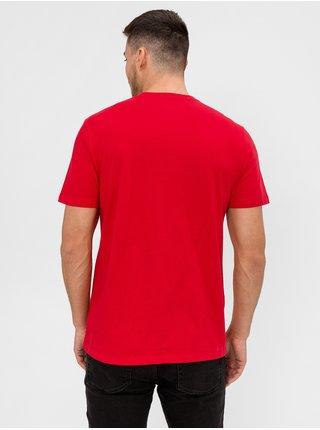 Červené pánské tričko GAP Logo