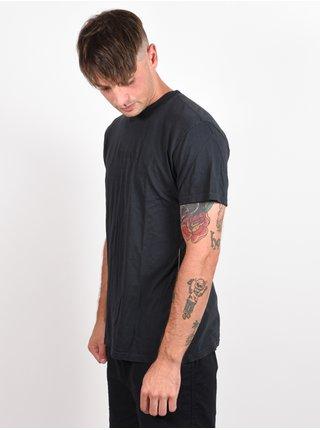 Billabong BLACK ALBUM black pánské triko s krátkým rukávem - černá