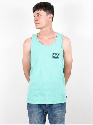 Billabong WARCHILD LIGHT AQUA pánské triko s krátkým rukávem - modrá