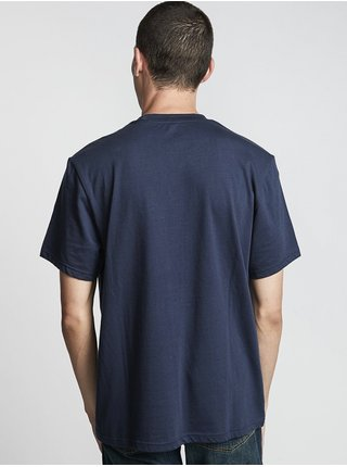 Element FLASH indigo pánské triko s krátkým rukávem - modrá