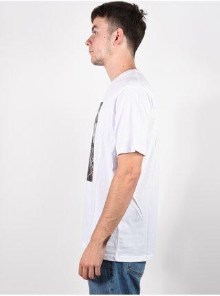 Rip Curl GD/BD OPTICAL WHITE pánské triko s krátkým rukávem - bílá