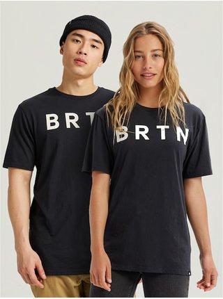 Burton BRTN TRUE BLACK pánské triko s krátkým rukávem - černá