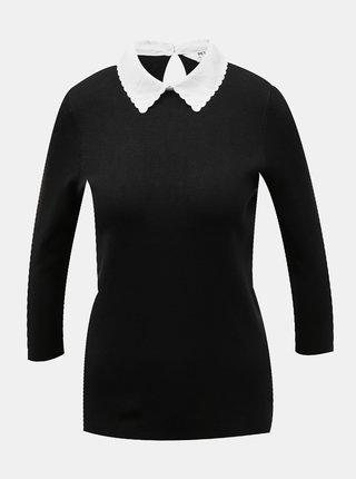Čierny sveter Dorothy Perkins Petite