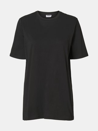 Černé tričko Noisy May Zodiac