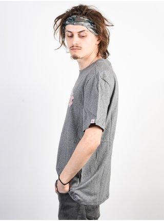 Element CHIMP grey heather pánské triko s krátkým rukávem - šedá
