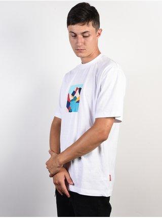 Element SD OPTIC WHITE pánské triko s krátkým rukávem - bílá