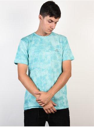 Rip Curl PACIFICO LIGHT GREEN pánské triko s krátkým rukávem - tyrkysová