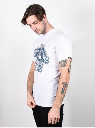 Vans ROWAN ZORILLA GRAPHI white pánské triko s krátkým rukávem - bílá