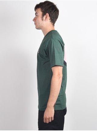 Vans OFF THE WALL CLASSIC PINE NEEDLE pánské triko s krátkým rukávem - zelená