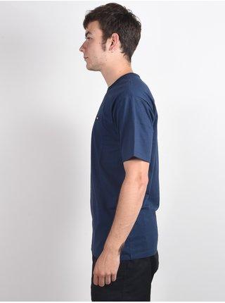 Vans OFF THE WALL CLASSIC DRESS BLUES pánské triko s krátkým rukávem - modrá