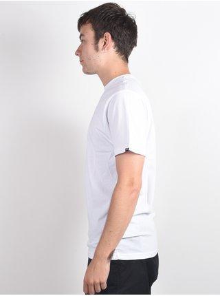 Vans EASY BOX white/black pánské triko s krátkým rukávem - bílá