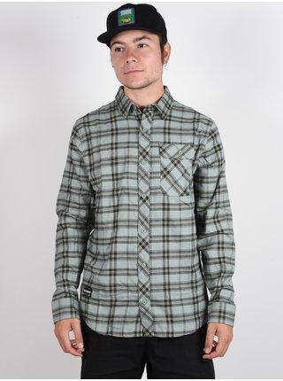 Fox Boedi EUCALYPTUS pánské košile s dlouhým rukávem - barevné