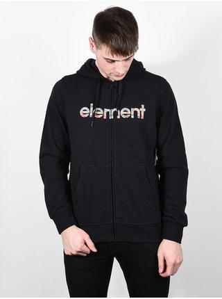 Element ORIGINS FT FLINT BLACK pánská mikiny na zip - černá