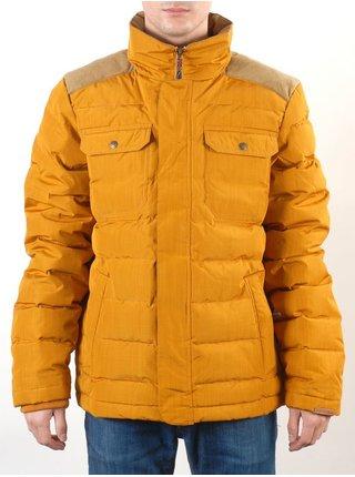 Quiksilver ALEC OCHRE zimní pánská bunda - žlutá