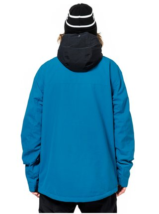Horsefeathers KAILAS INSULATED  blue zimní pánská bunda - modrá