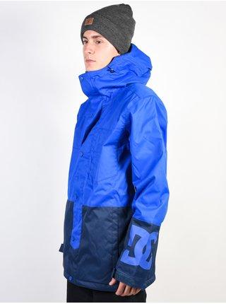 Dc DEFY NAUTICAL BLUE zimní pánská bunda - modrá