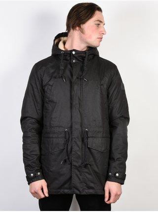 Element ROGHAN FLINT BLACK zimní pánská bunda - černá