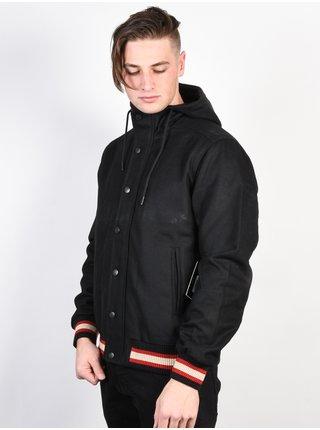 Ezekiel Leo College BLK pánská bunda - černá