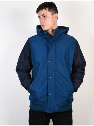 Vans WELLS MTE GIBRALTAR SEA/DRESS BLUES zimní pánská bunda - tmavě modrá