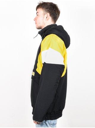 Dc TRANSITION REVERSIBL black zimní pánská bunda - černá