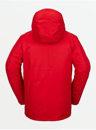 Volcom 17Forty Ins RED zimní pánská bunda - červená