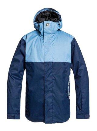 Dc DEFY CORONET BLUE zimní pánská bunda - modrá