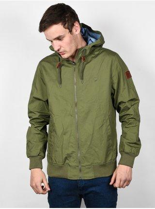 Element DULCEY SURPLUS podzimní bunda pro muže - zelená