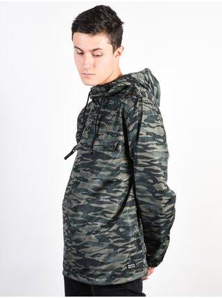 RVCA PACKAWAY CAMO podzimní bunda pro muže