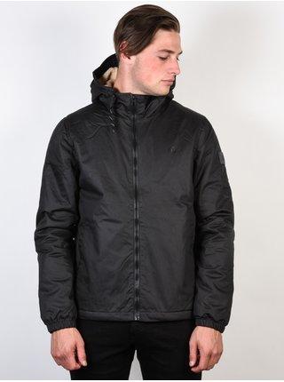 Element ALDER WAX FLINT BLACK podzimní bunda pro muže - černá