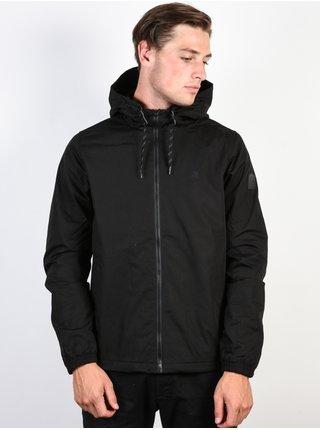 Element ALDER FLINT BLACK podzimní bunda pro muže - černá