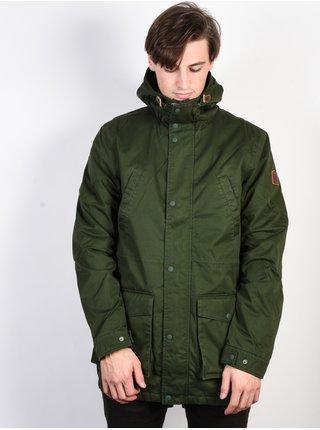 Element ROGHAN PLUS OLIVE DRAB podzimní bunda pro muže - zelená