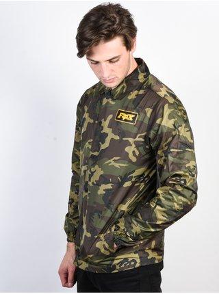 Fox Lad Camo CAMO podzimní bunda pro muže - zelená