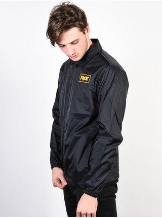 Fox Lad black podzimní bunda pro muže - černá