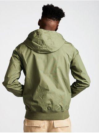 Element DULCEY LIGHT SURPLUS podzimní bunda pro muže - zelená