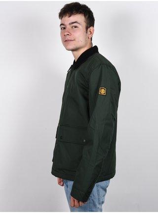 Element GREENWOOD OLIVE DRAB podzimní bunda pro muže - zelená