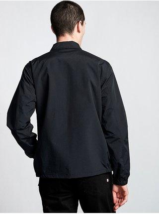 Element TOO LATE STAFF black podzimní bunda pro muže - černá