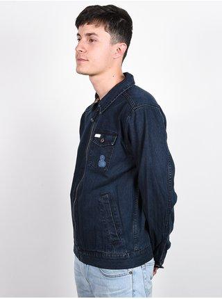 RVCA HI-GRADE CLASSIC INDIGO podzimní bunda pro muže - modrá
