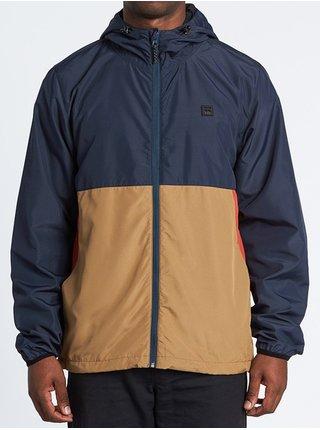 Billabong TRANSPORT dark indigo podzimní bunda pro muže