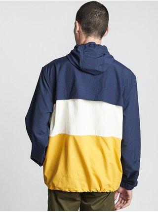 Element OAK indigo podzimní bunda pro muže - modrá