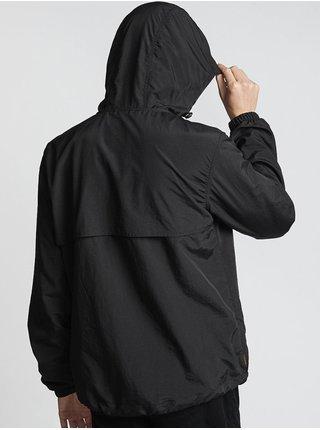 Element KOTO FLINT BLACK podzimní bunda pro muže - černá
