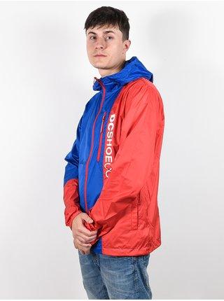 Dc DAGUP TRIPLE BLOCK NAUTICAL BLUE podzimní bunda pro muže - modrá