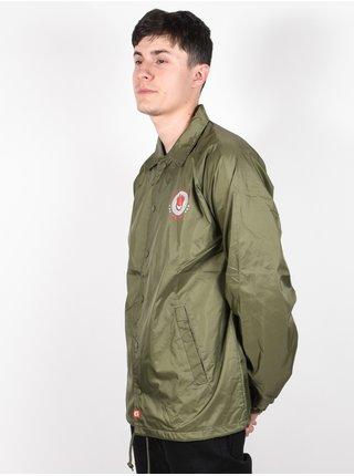 Spitfire KTUL ARMY GRN/RED/WHT podzimní bunda pro muže